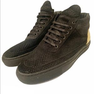 Filling Pieces | Moutain Cut Low Sneaker 8 NEW